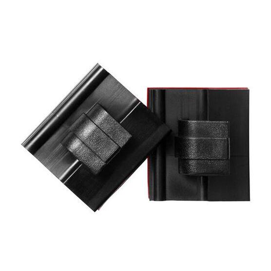 Thinkware Adhesive Cable Holder - Black - TWA-SACH