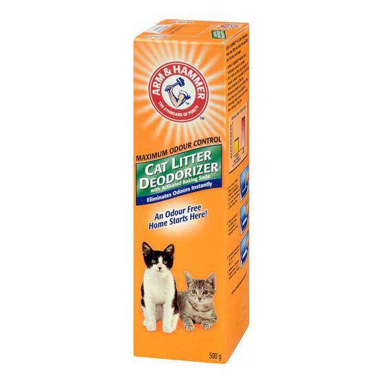 Arm & Hammer Cat Litter Deodorizer Powder - 500g