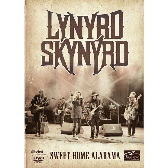 Lynyrd Skynyrd - Sweet Home Alabama - DVD