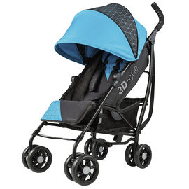 Summer Infant 3D-one Convenience Stroller - Geo Blue - 32503A