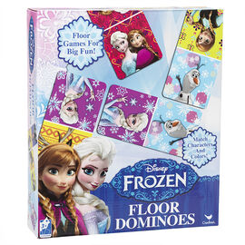Frozen Floor Dominoes