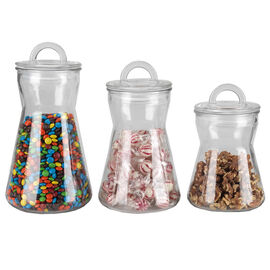 London Drugs Glass Canister - Hour Glass