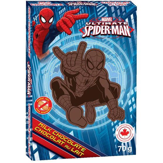 Spiderman Easter Milk Chocolate - 70g