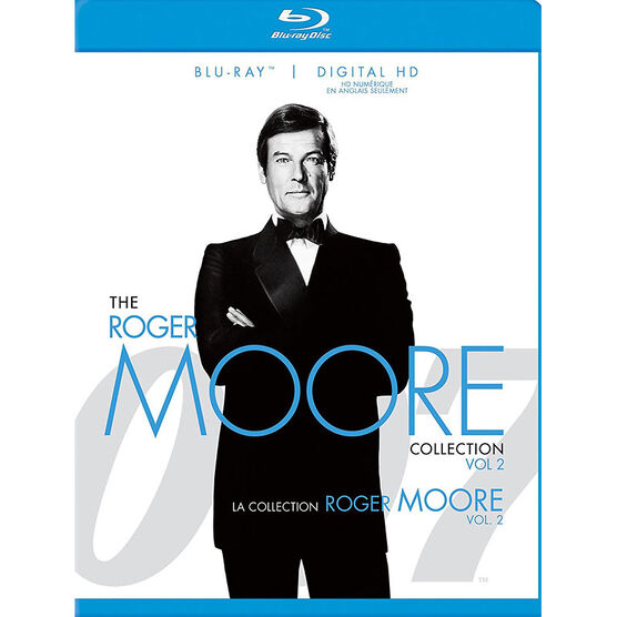 The Roger Moore 007 Collection: Vol. 2 - Blu-ray