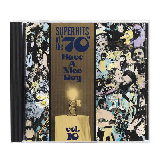 Various Artists - Super Hits of the '70s: Have A Nice Day Vol. 10 - CD