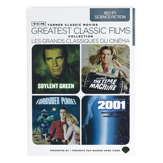 TCM Greatest Classic Films Collection: Sci-Fi - DVD