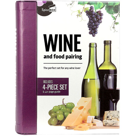 Spicebox Wine Gift Set