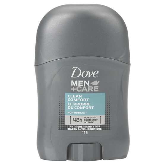 Dove Men+Care Anti-Perspirant Stick - Clean Comfort - 14g