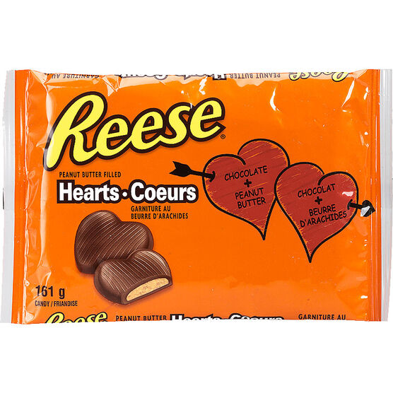 Reese Peanut Butter Hearts - 161g