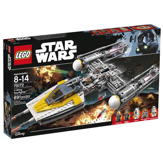 Lego Star Wars Y-Wing Starfighter - 75172