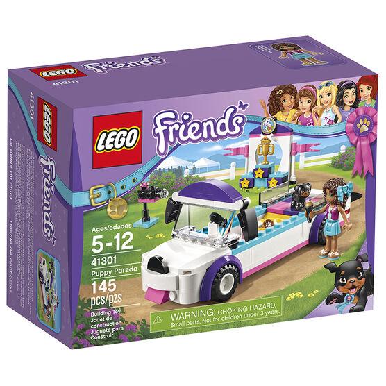 Lego Friends Puppy Parade - 41301