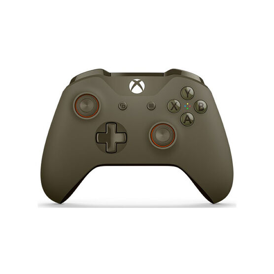 Microsoft Xbox One Wireless Controller - Green - WL3-00035