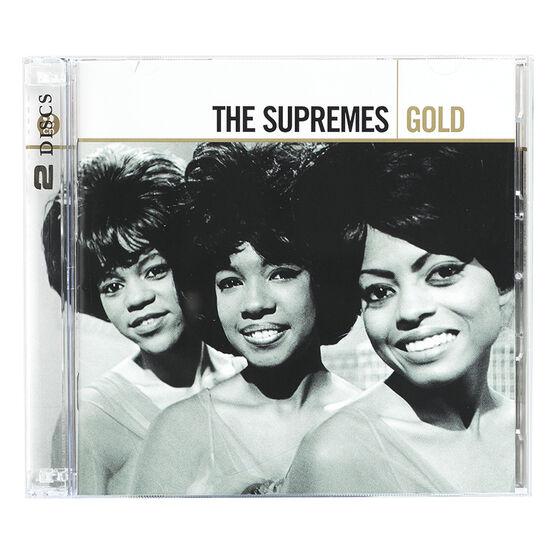 Supremes - Gold - CD