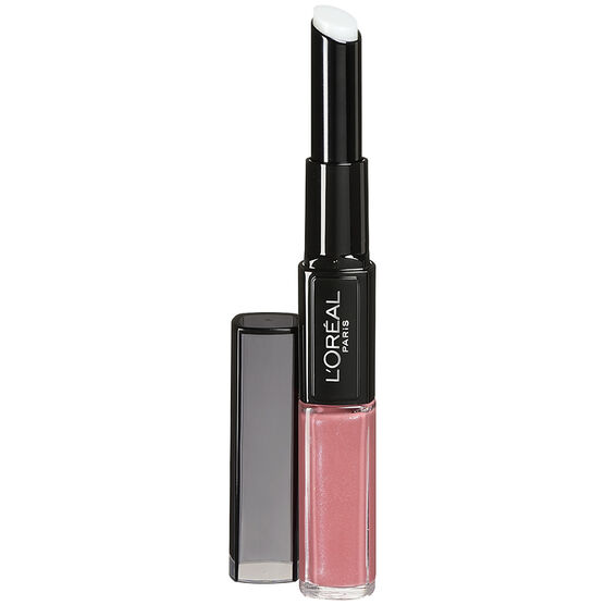 L'Oreal Infallible Two-Step Lipstick - Timeless Rose