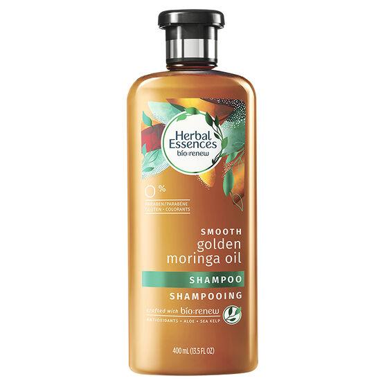 Herbal Essences bio:renew Smooth Golden Moringa Oil Shampoo - 400ml