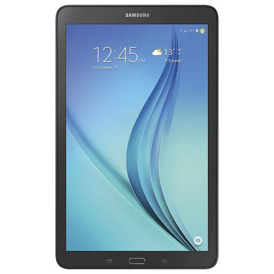 Samsung Galaxy Tab E Android Tablet - 9.6 inch - Black - SM-T560NZKUXAC