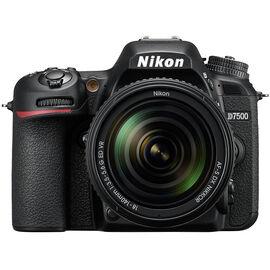 Nikon D7500 with 18-140mm VR Lens - PKG #36361