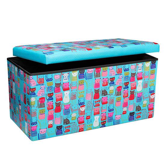 London Drugs Folding Storage Box - 76 X 38 X 37cm