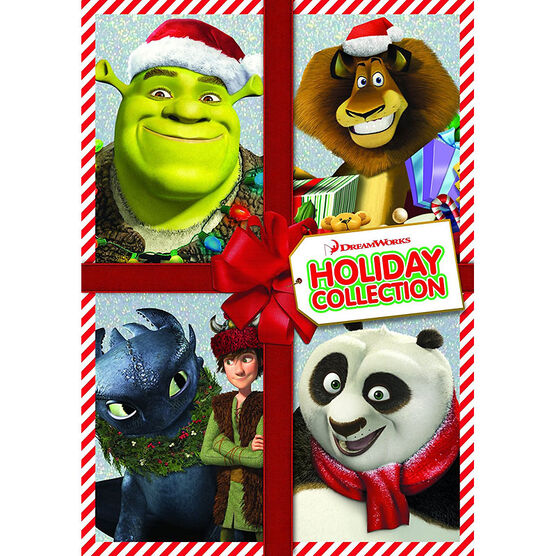 Dreamworks Holiday Collection - DVD