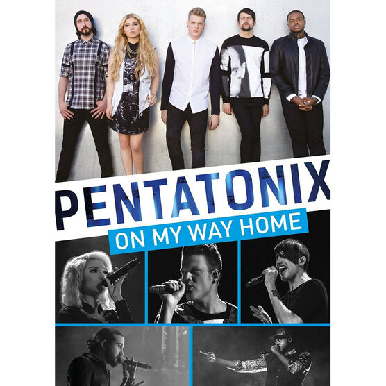 Pentatonix: On My Way Home - DVD