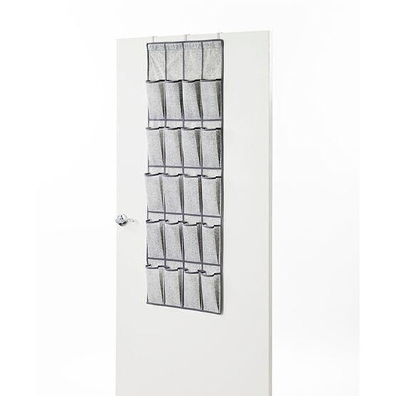 NeatFreak Closet Organizer - Pixel Grey - 20 Pocket