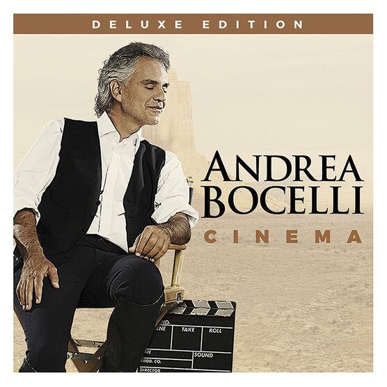 Andrea Bocelli - Cinema - CD