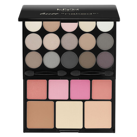 NYX Professional Makeup Butt Naked Palette