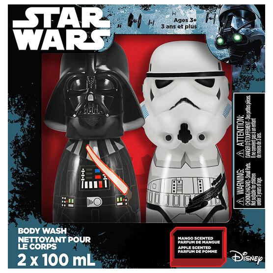 Star Wars Body Wash - Mango - 2 x 100ml