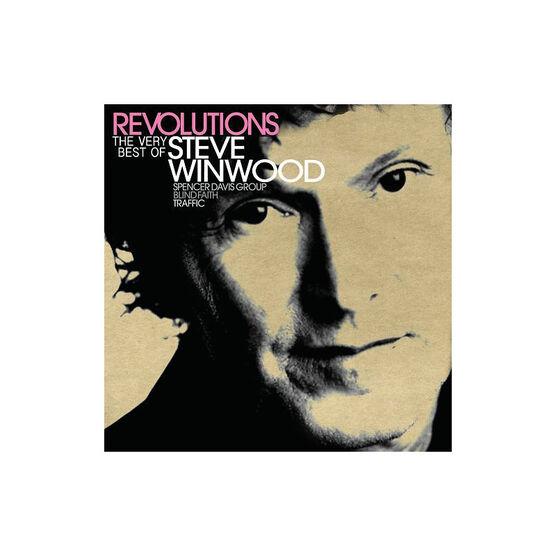 Steve Winwood - Revolutions: The Very Best Of Steve Winwood - CD