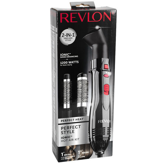 Revlon Perfect Heat Perfect Style Hot Air Kit - RV440F