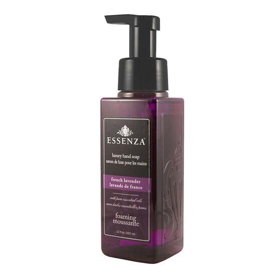 Essenza Luxury Foaming Hand Soap - French Lavender - 355ml