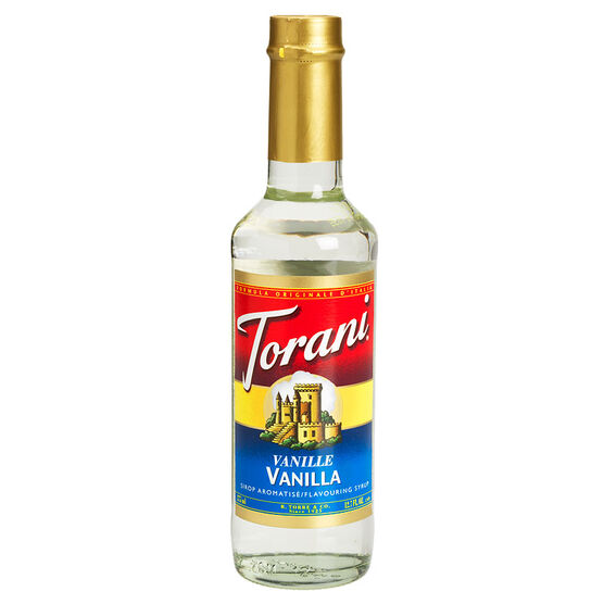 Torani Syrup - Vanilla - 375ml