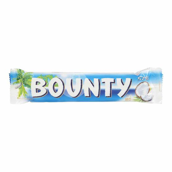 Bounty Chocolate Bar - 57g