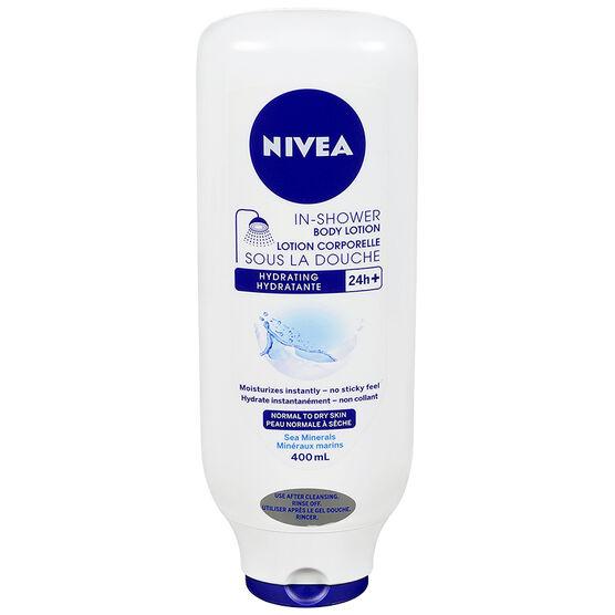 Nivea In-Shower Body Lotion - 400ml