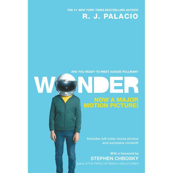 Wonder MTI by R.J. Palacio