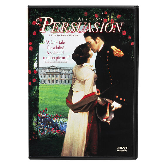 Persuasion - DVD