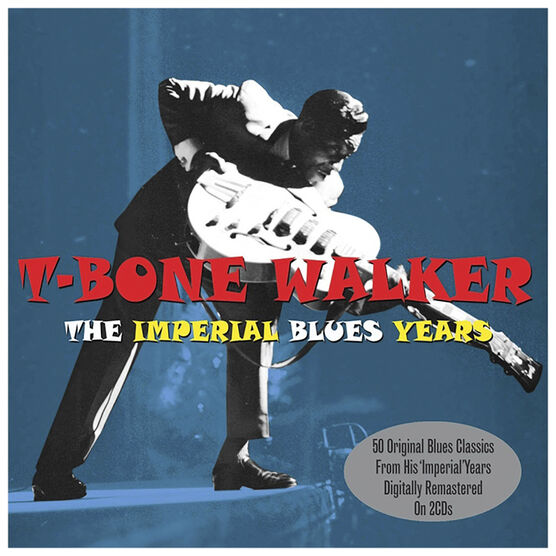 T-Bone Walker - The Imperial Blues Years - 2 CD