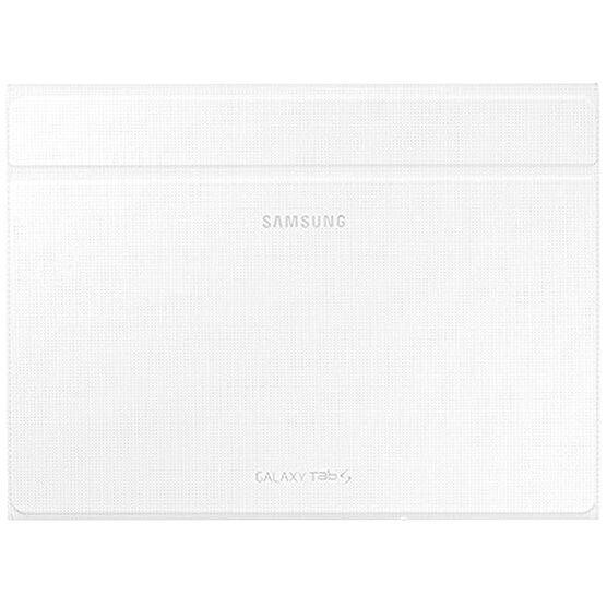 Samsung Galaxy Tab S 10-inch Book Cover - White - EF-BT800BWEGCA