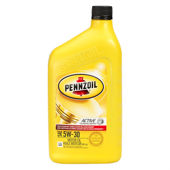 Pennzoil 5W-30 Motor Oil - 946ml