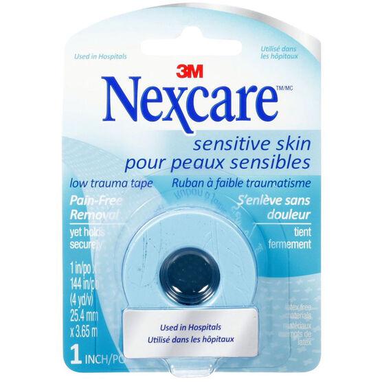 3M Nexcare Sensitive Skin Tape - 1inch