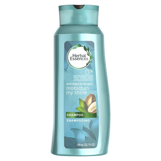 Herbal Essences Moroccan My Shine Shampoo - 700ml