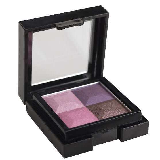 Marcelle Eyeshadow Quad - Ultraviolets