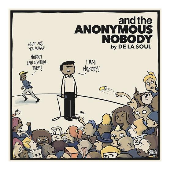 De La Soul - And The Anonymous Nobody - Vinyl