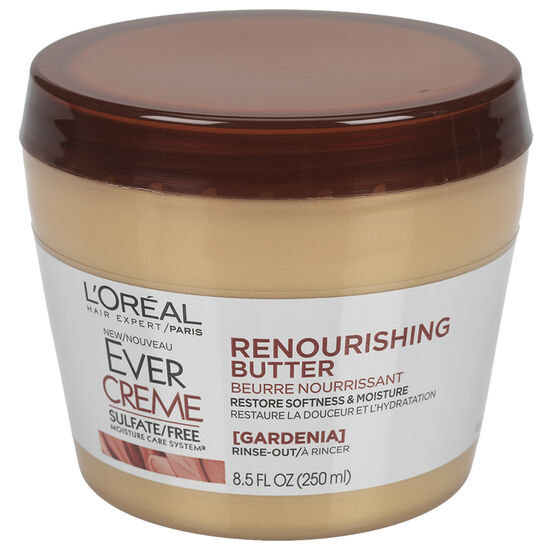 L'Oreal EverCreme Renourishing Butter - 250ml