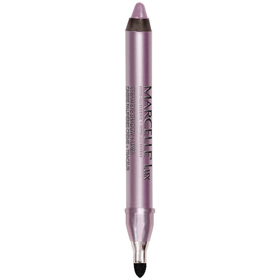 Marcelle Lux Cream Eye Shadow + Eye Liner - Wisteria