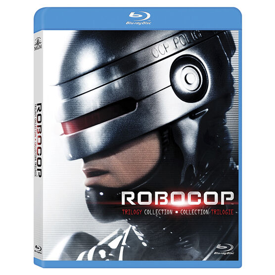 Robocop Trilogy Collection - Blu-ray