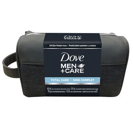 Dove Men+Care Total Care Clean Comfort Gift Set - 5 piece