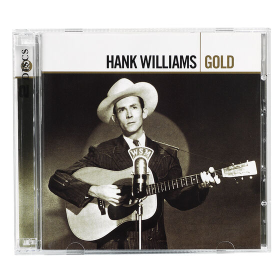 Hank Williams - Gold - CD