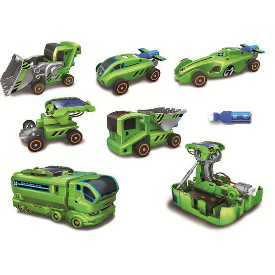 Solar 7 in 1 Vehicle