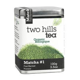 Two Hills Organic Tea - Pure Matcha - 100g